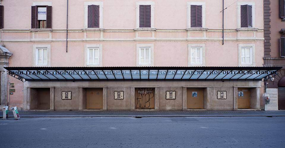 Cinema Metropolitan, Roma