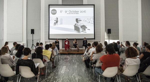 La conferenza di presentazione del'edizione 2016 di MDFF © Irene Brusa