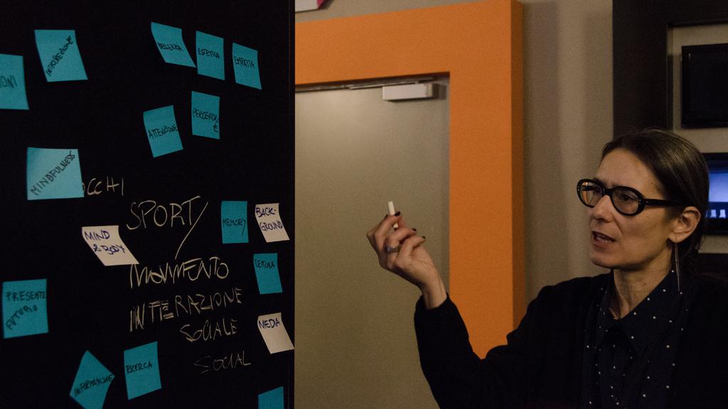 Il workshop ADAPT-r ITN  al MDFF il giorno 8 Ottobre @ Martina Elena Badalamenti