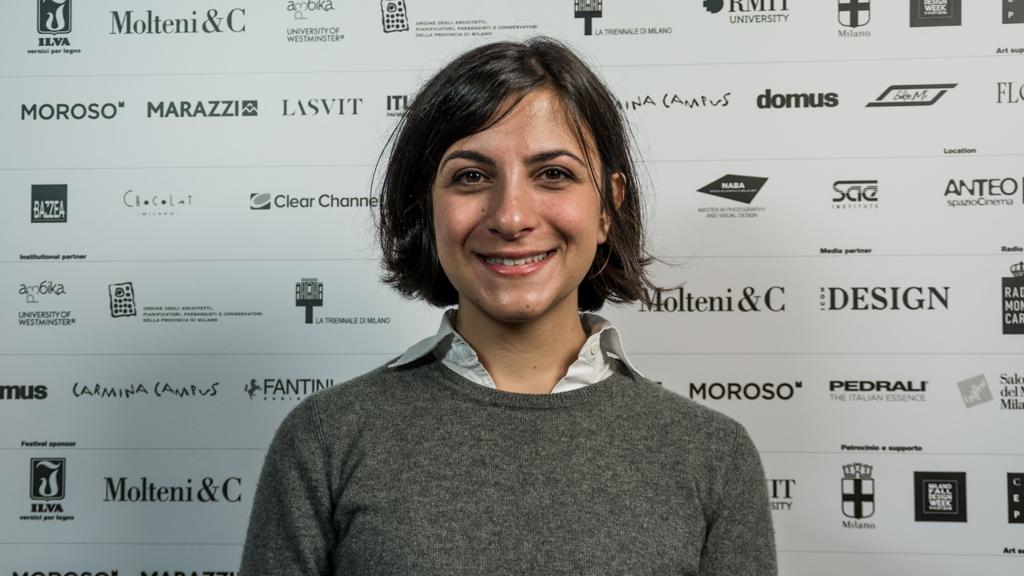 """Uno dei membri del progetto di ricerca ADAPT-r ITN. Dorotea Ottaviani, Experienced Researcher Glasgow School of Art, University of Rome """"La Sapienza"""" @ Samantha Calligaris"""