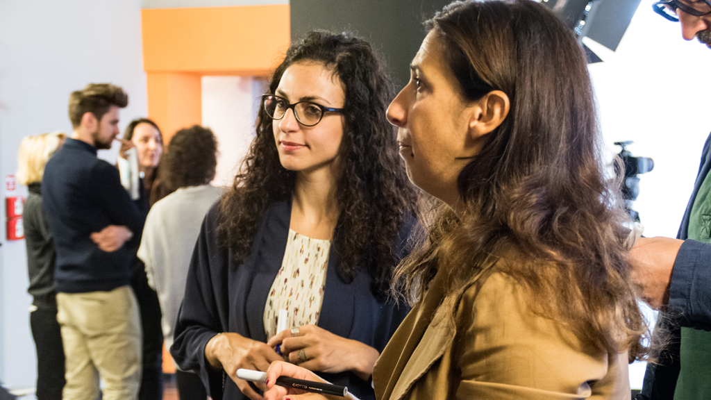 Il workshop ADAPT-r ITN  al MDFF il giorno 8 Ottobre @ Samatha Calligaris