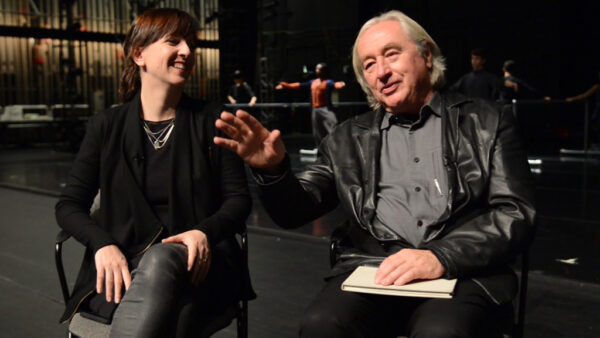 Steven Holl and Jessica Lang