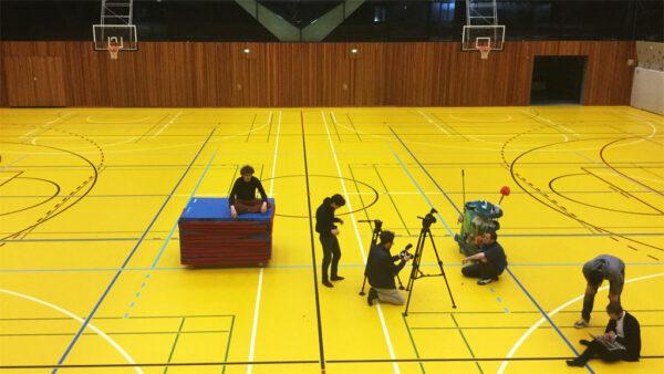 filmare l'architettura