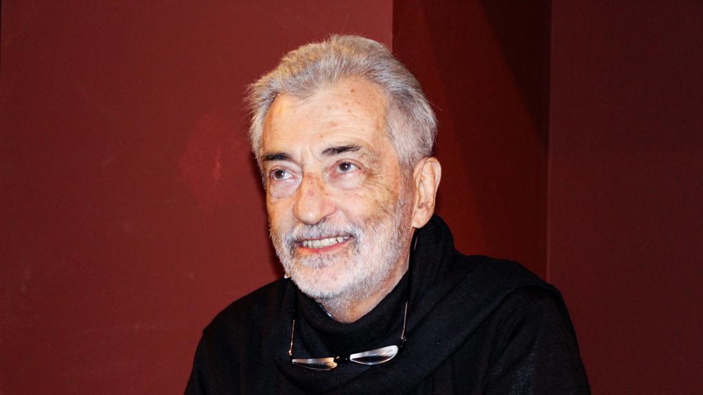 Alberto Cannetta dell'associazione Il Nodo © Annalisa Moschini