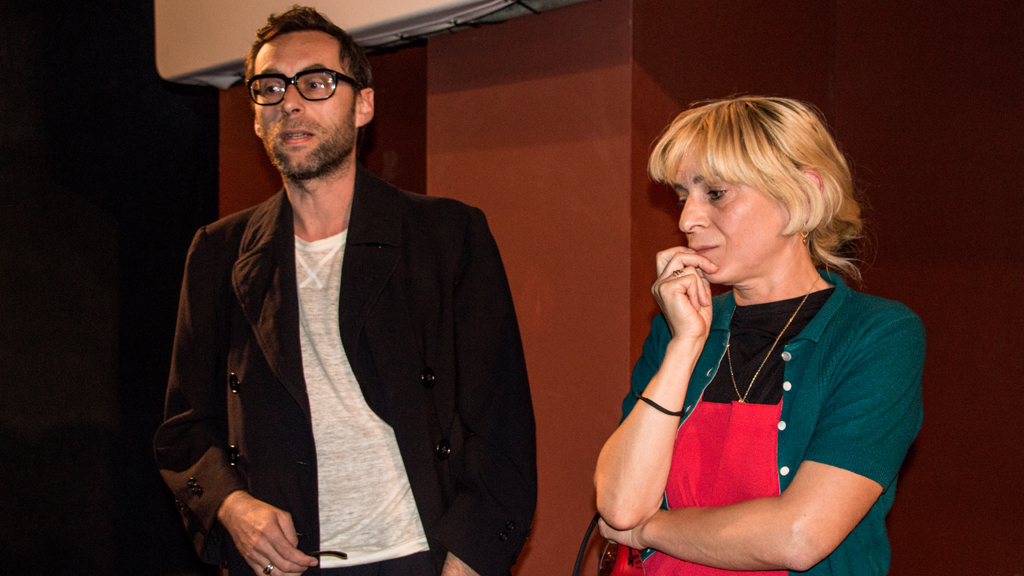 Nadia Ranocchi e David Zamagni di Zapruder © Annalisa Moschini