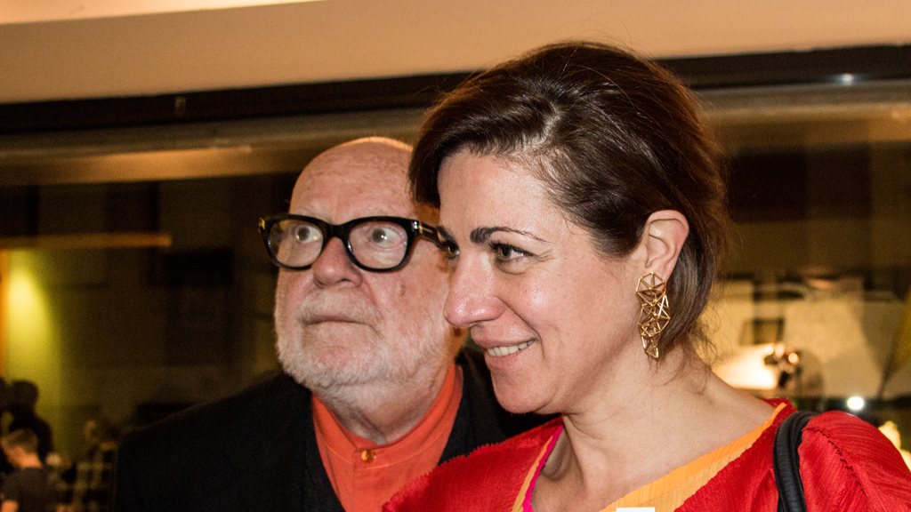 Elisa ed Enrico Astori © Annalisa Moschini