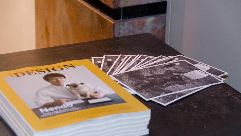 Icon Design magazine, media partner di MDFF © Martina Elena Badalamenti