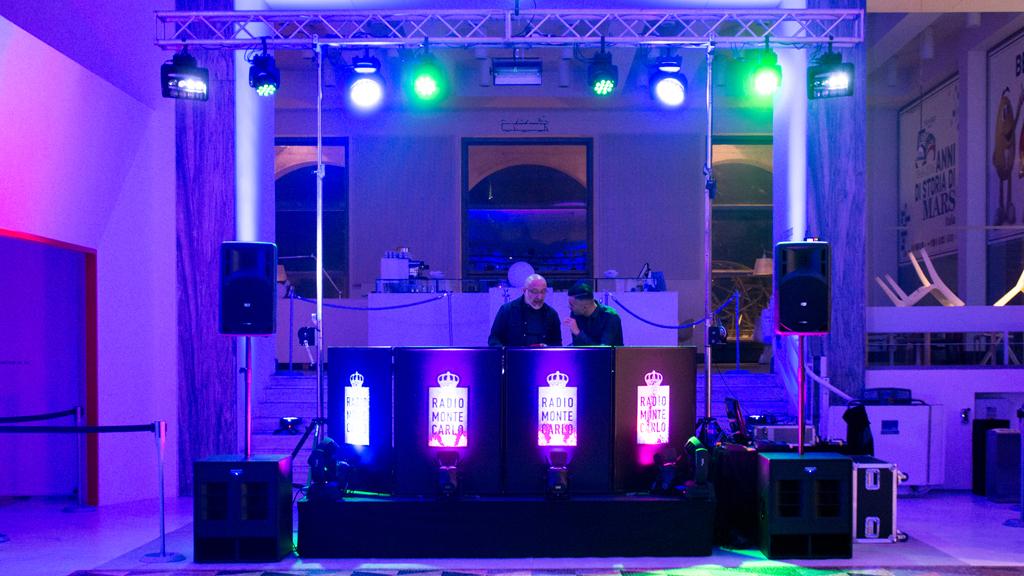 Samantha Caligaris, Opening_DJ-2