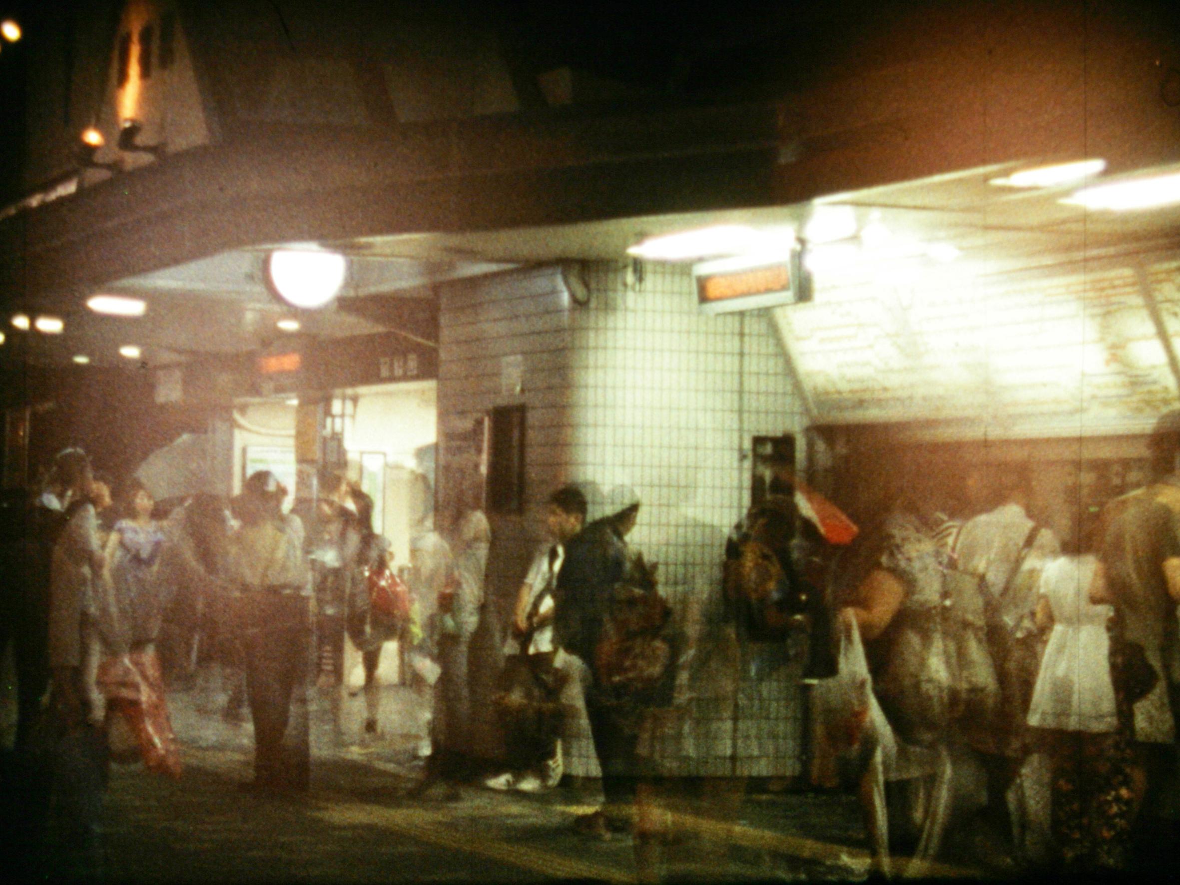Shibuia-Tokyo, Tomonari Nishikawa, Giappone 2005
