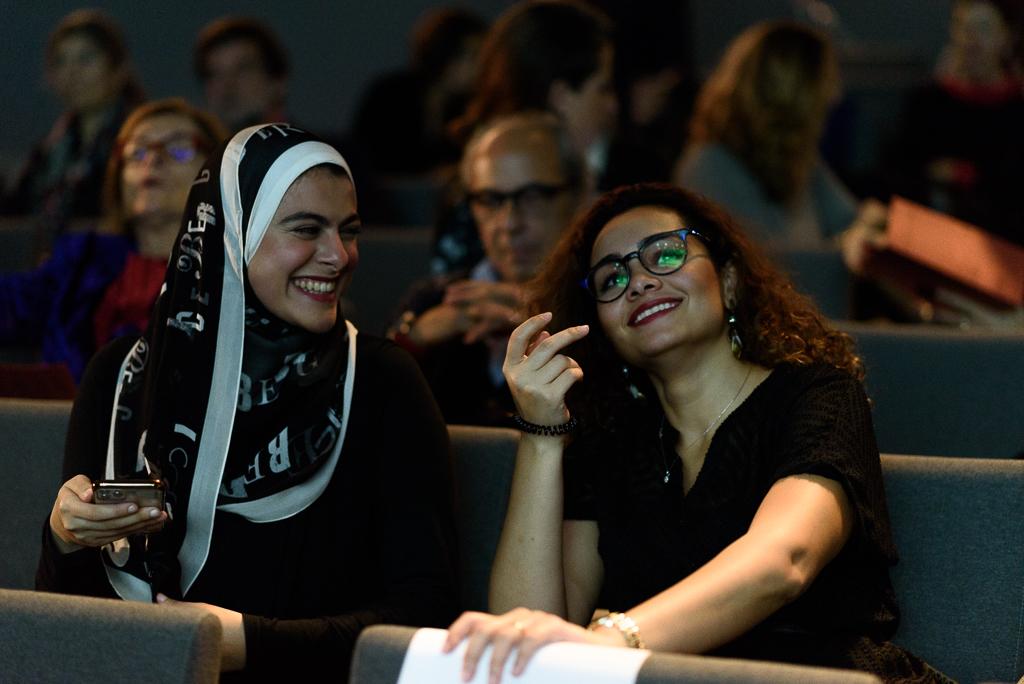 Israa Mahmoud Ibrahim & Farah El-Rafei - Filmmydesign