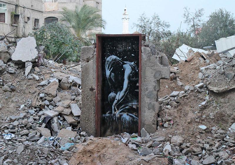 banksy-gaza-2015