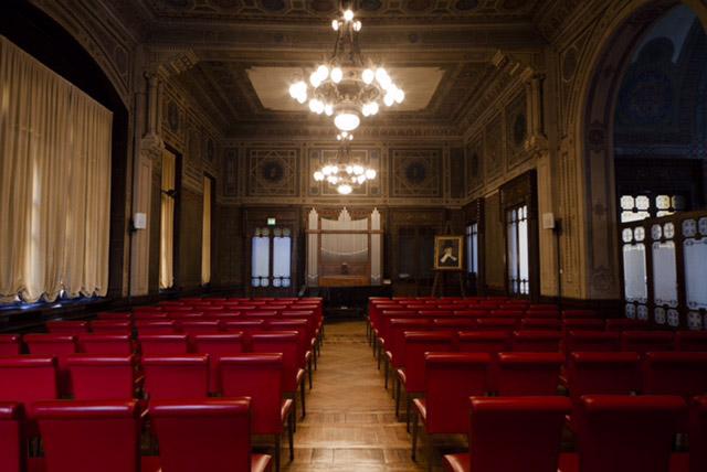 Casa verdi cinema nascosto 4 del milano design film festival for Casa di riposo milano