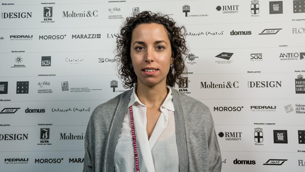 Uno dei membri del progetto di ricerca ADAPT-r ITN. Alice Buoli, Experienced researcher, Estonian Academy of Arts, Tallinn @ Samantha Calligaris