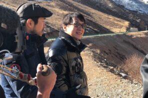 Jackie Chan's Green Heroes & Miniwiz's Trashpresso