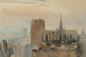"""Una serie di film alla mostra """"I disegni giovanili di Le Corbusier. 1902-1916"""""""